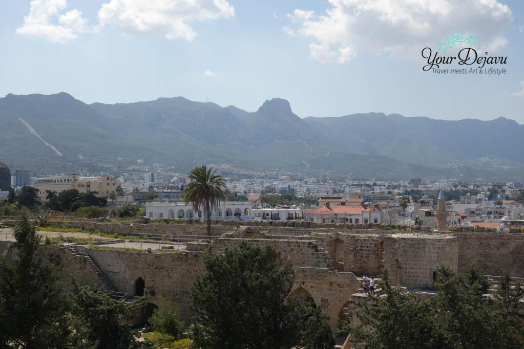 Ausblick Festung Girne