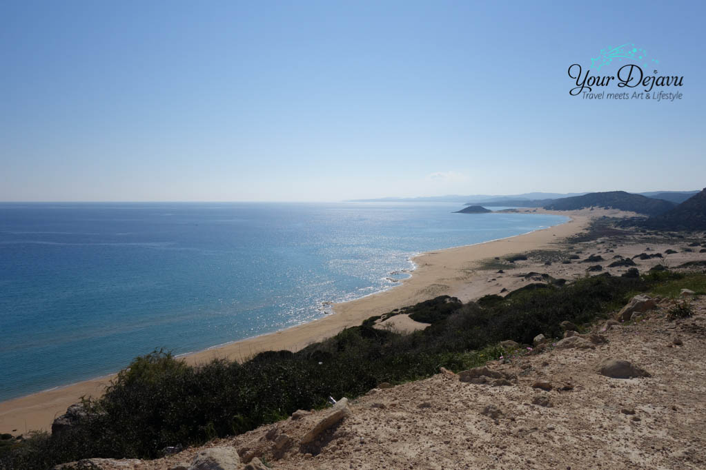 Ausblick Golden Beach