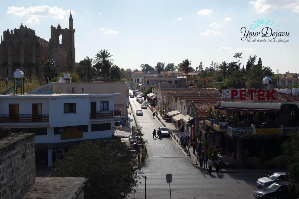 Famagusta Altstadt