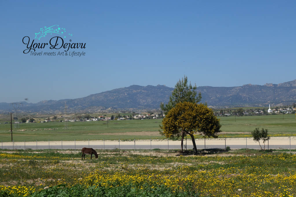 Landschaft Nordzypern