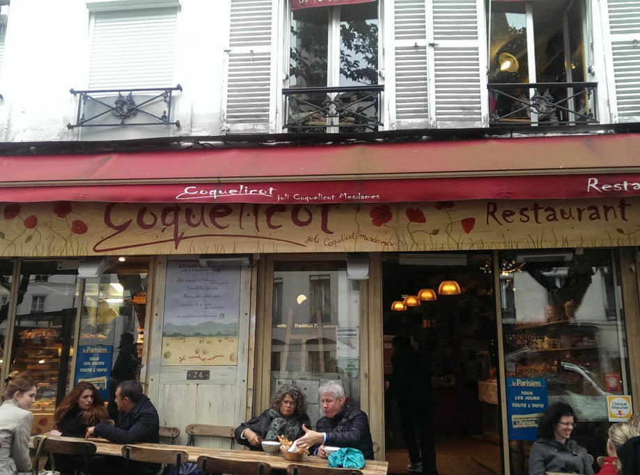Cafe Coquelicot