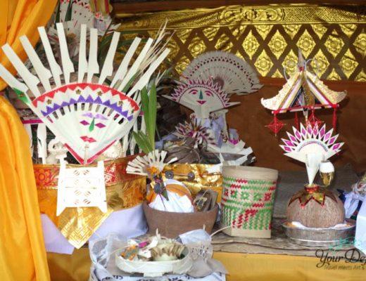 Tradition und Kultur auf Bali