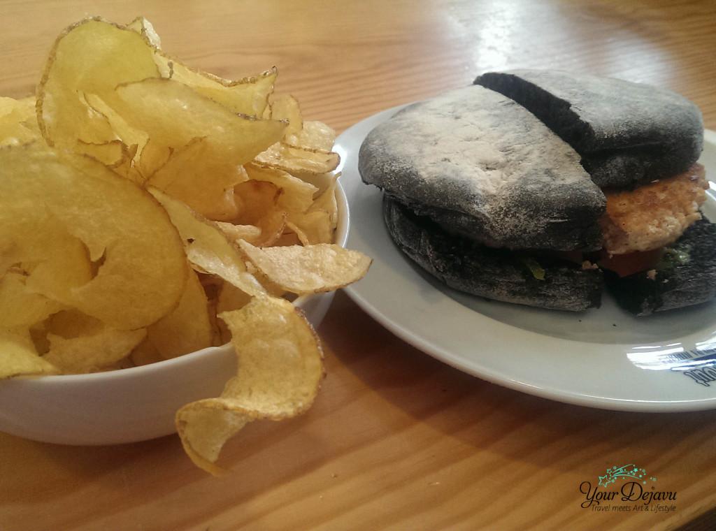Fischburger Salmao