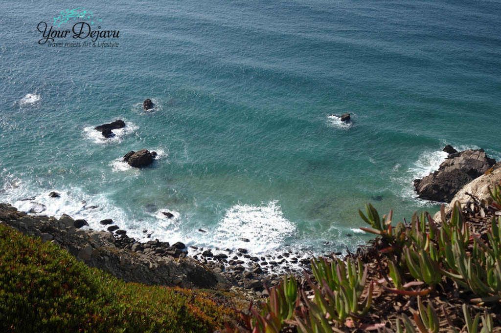 Steilküste Coba de Roca