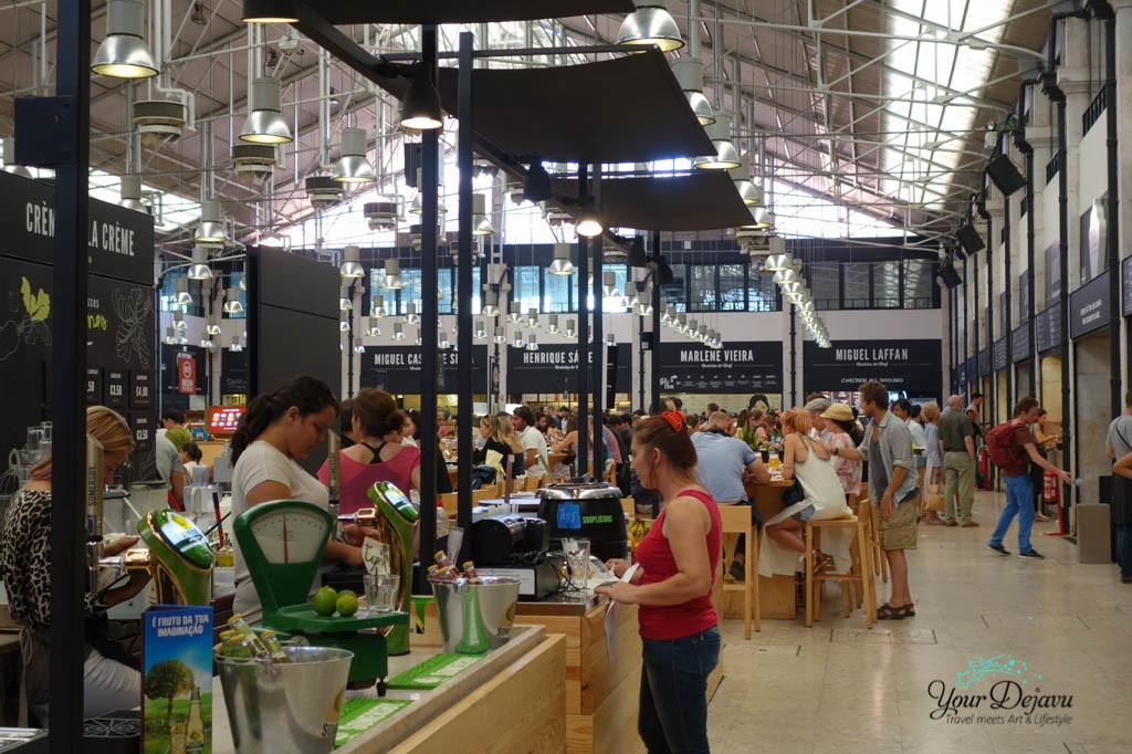 Timeout Mercado da Riberia