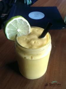 Mango Smoothie im SOY